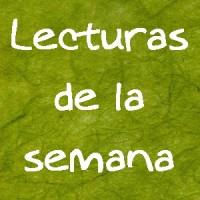 Lecturas de la Semana Internacional de la Crianza en Brazos 2013