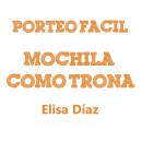 Usar mochila como trona, por Elisa Díaz #PorteoFacil