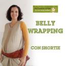 Bellywrapping con shortie (Fular corto) rígido