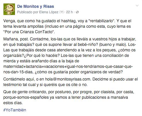 Facebook De Monitos y Risas