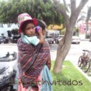 Porteo en Lliclla (manta andina), #Postinvitados